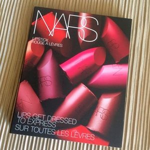 NARS ROUGE A LEVRES LIPSTICK 12 SHADES